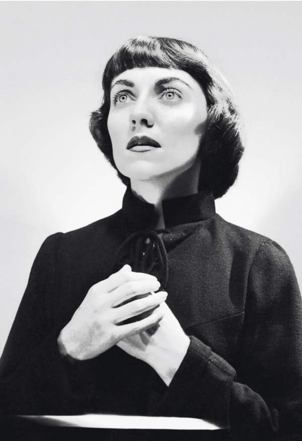June as St. Joan, 1948