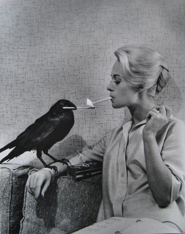 Tippi Hedren, Hollywood, 1962